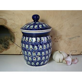 Oală de usturoi, 1 litru, 18 cm, x 12 cm, tradiție 59, BSN 40072