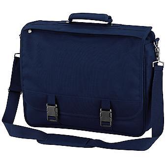 Quadra Portfolio Briefcase Bag - 12 Litres