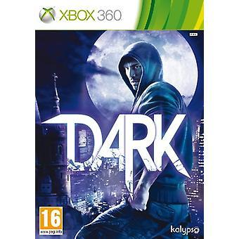 DARK (Xbox 360)-nieuw