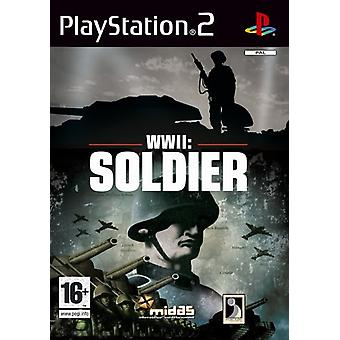 Żołnierz II wojny światowej (PS2) - Nowa fabryka zamknięta