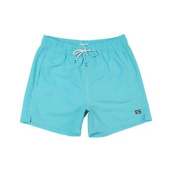 Billabong All Day OG Elasticated Boardshorts à la menthe