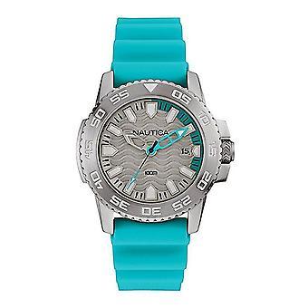 Nautica reloj silicona de pulsera NAI12531G