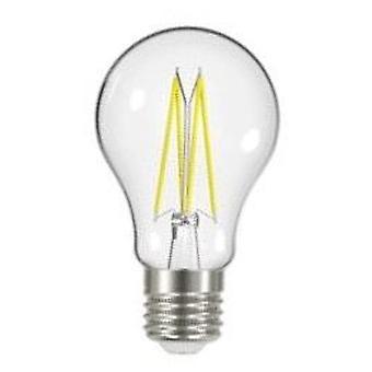 1 x Energizer 7.2W = 60W filamento LED GLS bombilla lámpara Vintage ES E27 clara tornillo de Edison [clase energética A +]