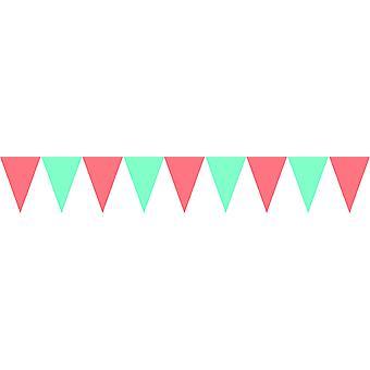 Ice Cream Ice Party Garland banner 1 bucata de ziua de nastere Tematica Partidul