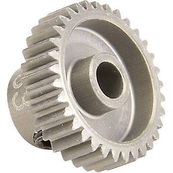 Team C TC1233 Spare part 64dp 33-tooth aluminium sprocket