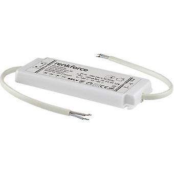 Renkforce LED-Treiber Konstantstrom 12 W 0,35 A 0 - 34 V DC