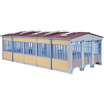Kibri 39450 H0 Three-sided engine shed