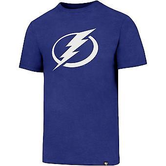 47 fire CLUB shirt - NHL Tampa Bay Lightning royal