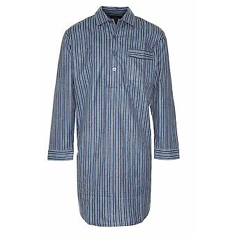 Campeão Mens escovado pijama de algodão (pacote de 2)