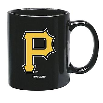 Pittsburgh Pirates MLB schwarze Keramik Kaffeebecher