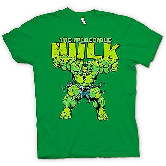 Kids T-shirt -  Incredible Hulk - Comic Hero