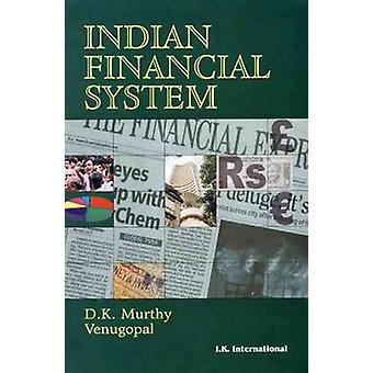 Indian Financial System by D.K. Murthy - 9788188237883 Book