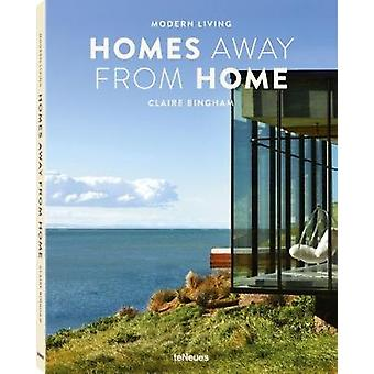 Modern Living - Homes Away from Home by Claire Bingham - 978396171013