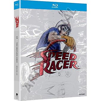 Speed Racer: Complete Series [Blu-ray] USA import