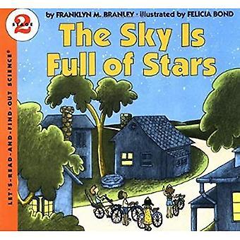 O céu está cheio de estrelas (Vamos ciência leitura-e-Find-Out)