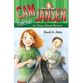 Cam Jansen og Green skolen Mystery