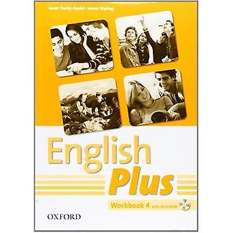 Englisch Plus: 4: Arbeitsmappe mit MultiROM: ein sekundärer Englischkurs für Schüler im Alter von 12-16 Jahre.