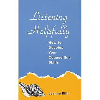 Behulpzaam luisteren: Hoe uw counseling vaardigheden (een Condor boek) te ontwikkelen