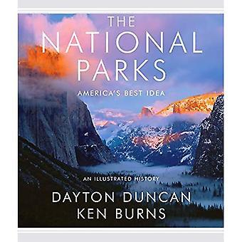 Les parcs nationaux: Meilleure idée Amérique