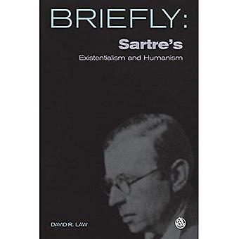 Sartres Existentialism och Humanism (SCM kort) (kort SCM)
