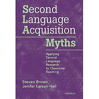 Tweede-taal verwerving mythen
