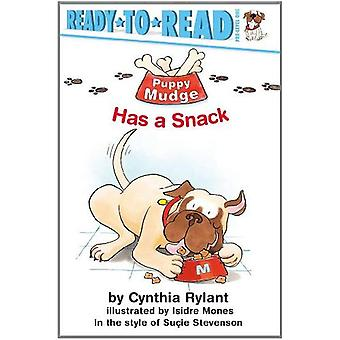 Puppy Mudge Has a Snack (Ready-to-read Pre-level 1)