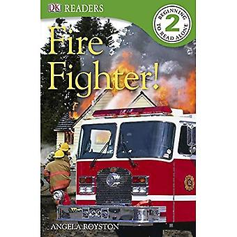 Fire Fighter! (DK Reader - Level 2