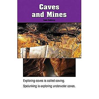 Grotten en mijnen (Rosen Real lezers: stuurpen en stoom-collectie)