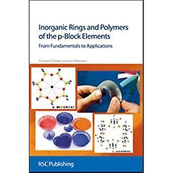 Epäorgaaniset renkaat ja polymeerien p Lohkoelementit: perusteet sovellukset Edition