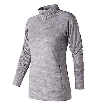 Nuovo equilibrio Womens Shirt LS Top manica lunga prestazioni di calore
