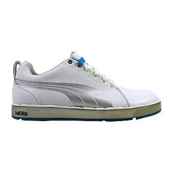 Puma HC Lux White/Puma zilver-levendige blauwe 185831 01 mannen