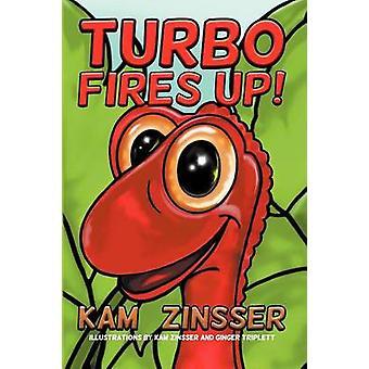 Turbo branden omhoog door Zinsser & Kam