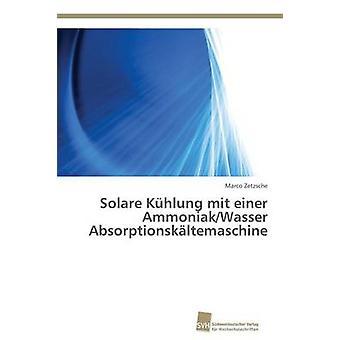 Solare Khlung mit einer AmmoniakWasser Absorptionskltemaschine door Zetzsche Marco