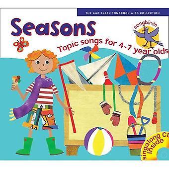 Seasons: Songs for 4-7 Year Olds (Songbirds) [Audiobook]