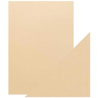 Handwerk perfekte Tonic Studios A4 Pearlescent Karte Elfenbein Sheen Pack von 5