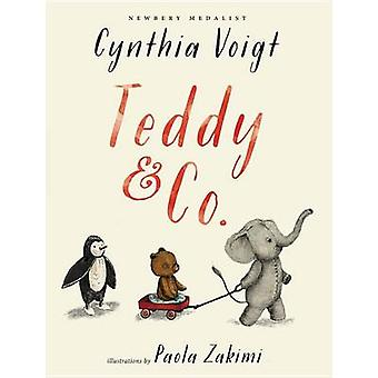 Teddy & Co. by Cynthia Voigt - Paola Zakimi - 9780553511604 Book