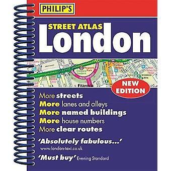 Philip ' s Street Atlas London-mini pocketutgåva-9781849074537