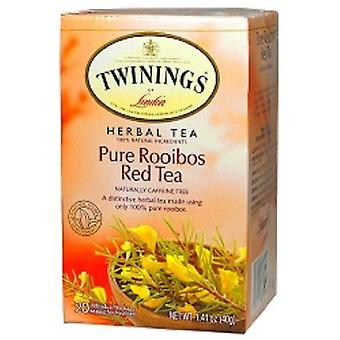 Twinings Of London Pure Rooibos Red Tea