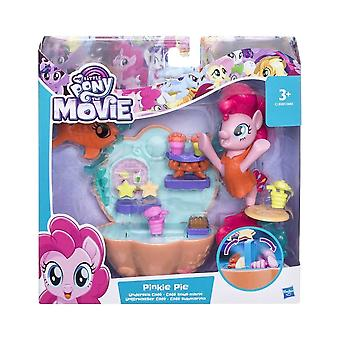 My Little Pony Undersea Cafe Scene Pack Pinkie Pie