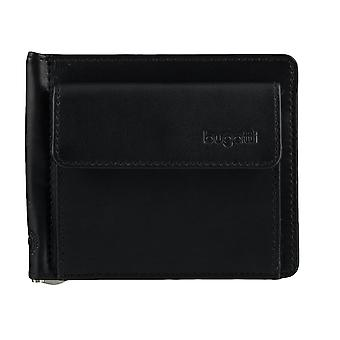 Bugatti Primo mens wallet card case portemonnee met geld clip 4130