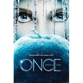 Poster - Once Upon A Time - Frozen New Wall Art Gifts Toys Licensed 241316