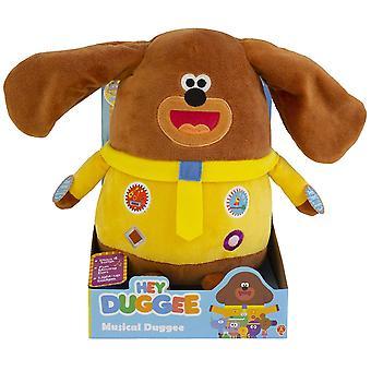 Hey Duggee Musical Duggee Soft Toy