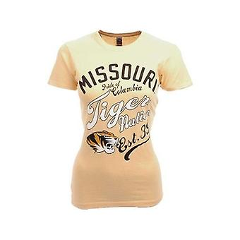 "Missouri Tigers NCAA New Agenda ""Splashy"" Top Size M"