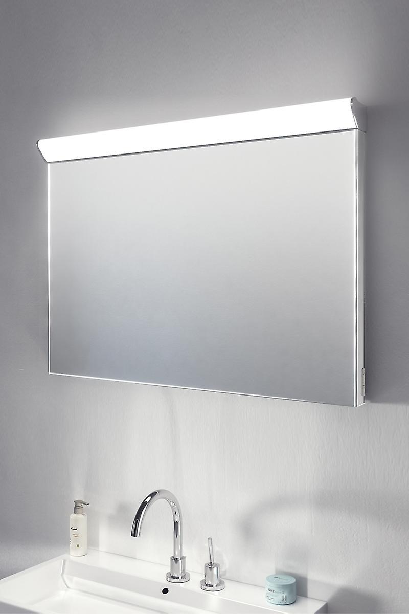 Cygnus Bluetooth Audio Light Bathroom Mirror & Demister/Sensor k478aud