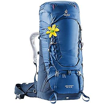 Deuter Aircontact 60 - 10 SL Backpack Casual 84 centimeters 60 Blue (Steel-Midnight)