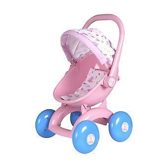 Greta Gris/Peppa Pig, Dollcart-roze