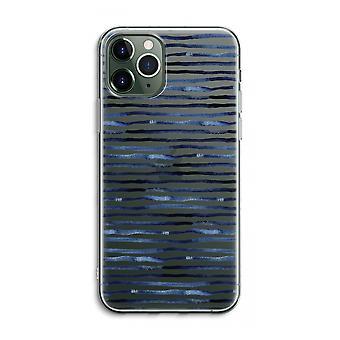 IPhone 11 Pro Max Funda transparente (Suave) - Líneas sorprendentes
