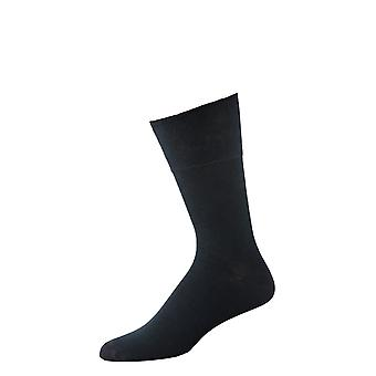 Chums Calcetines Negros Pack de 6, 12 18 24