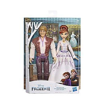 Disney Frozen Frozen 2 Anna et Kristoff Romance Pack Figure Set