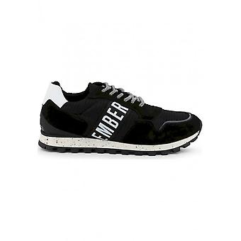 Bikkembergs - Shoes - Sneakers - FEND-ER_2356 _BLK-WHITE - Men - black,white - EU 45